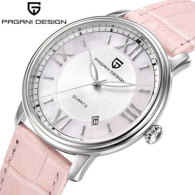 Women Elegant Quartz Roman Fashion Watch