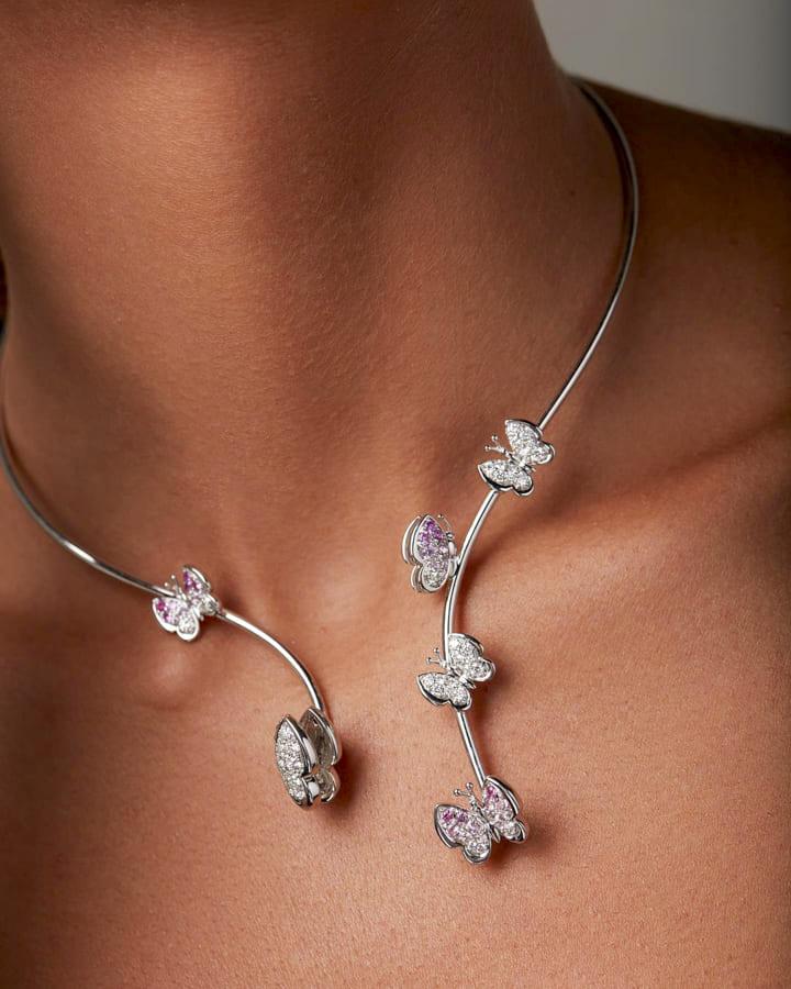 butterfly diamond necklace (1)