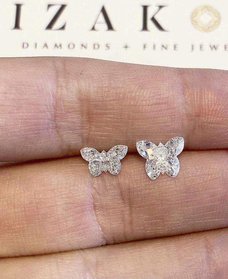 butterfly diamond necklace (2)