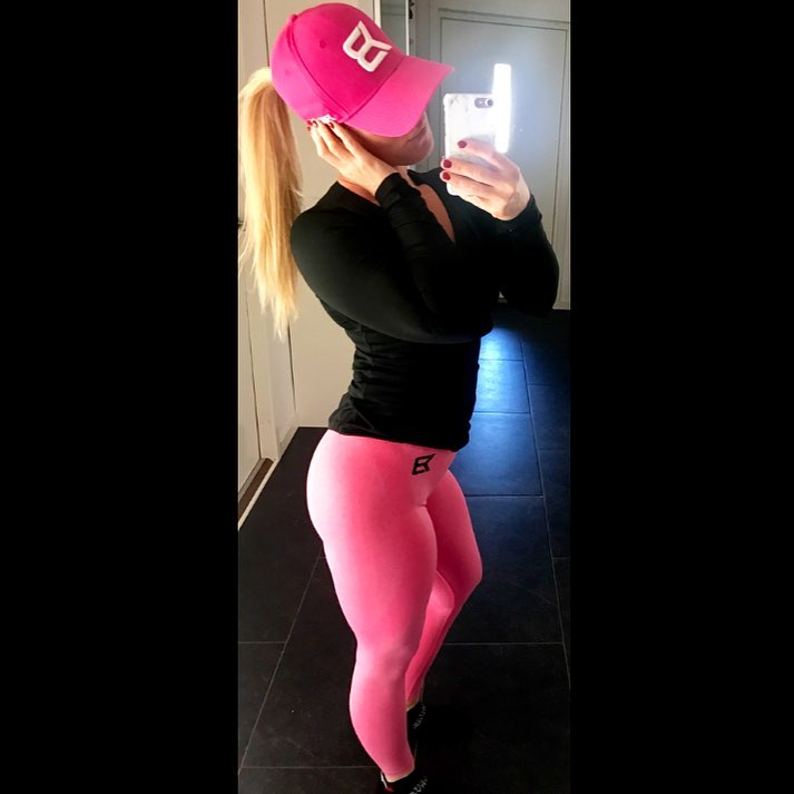 Soft Pink Baseball Caps For Blonde Women