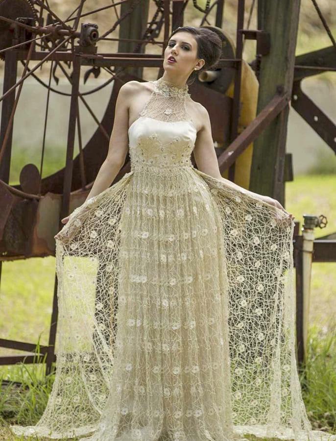medieval wedding dress (1)