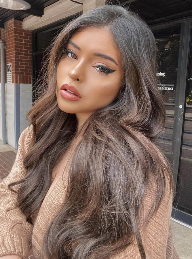 medium brown hair (2)