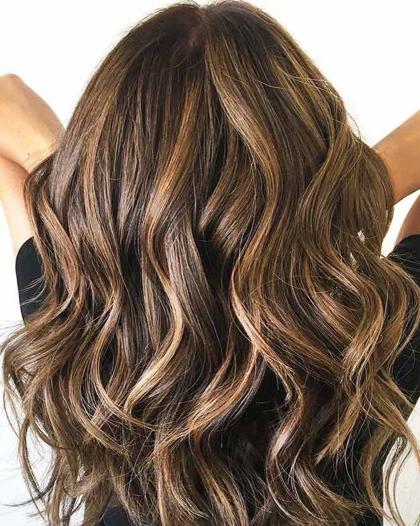 Long Wavy Greasy Hair