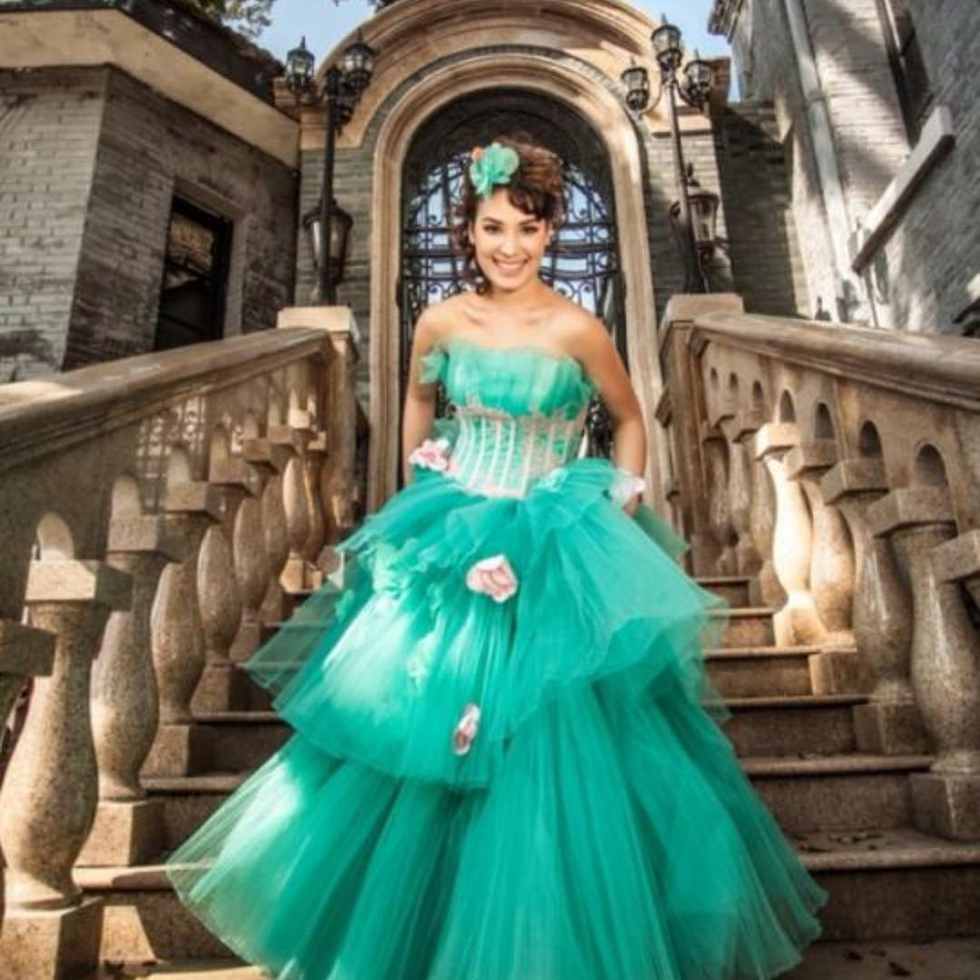 turquoise wedding dresses models