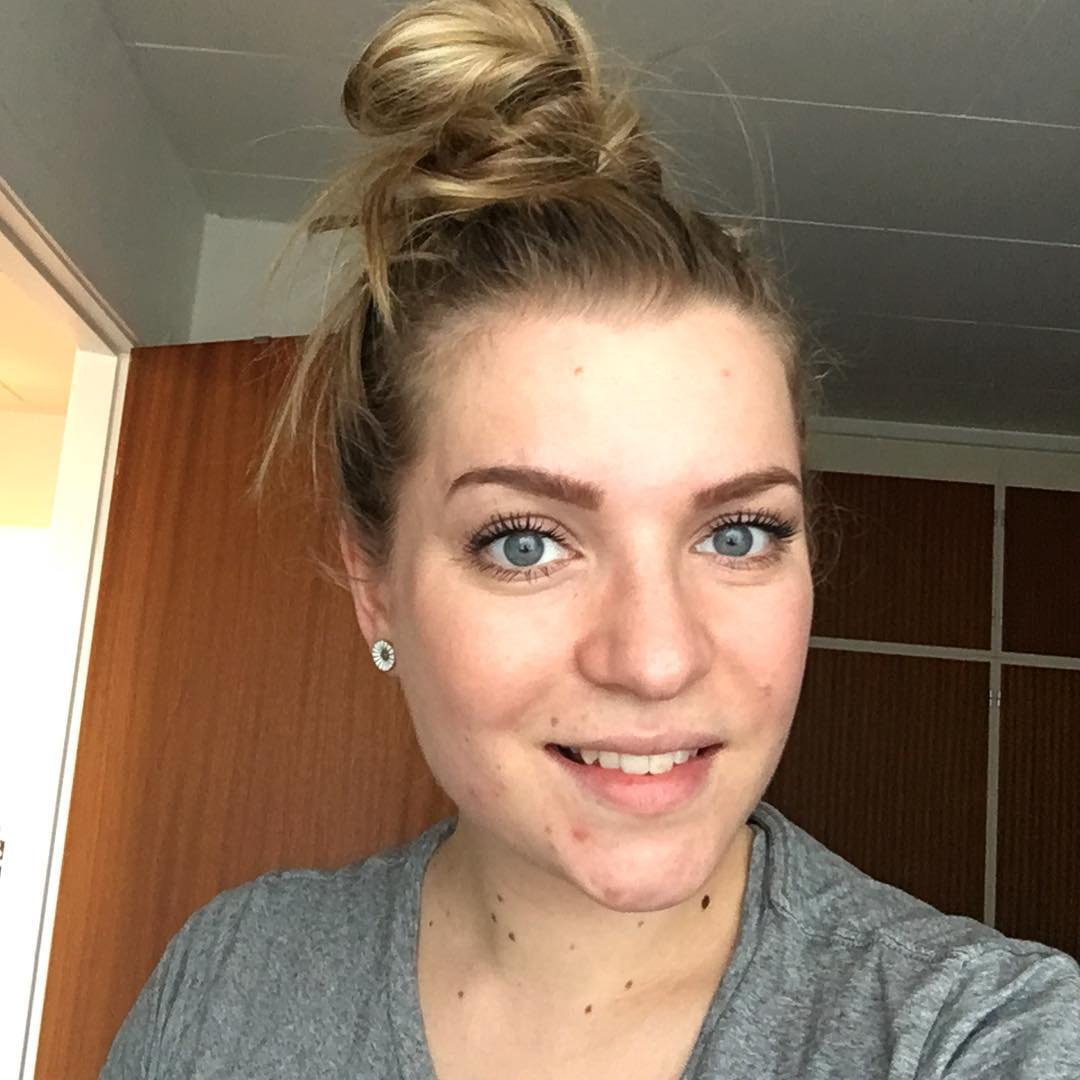 bun hairstyles after out work greasy hair