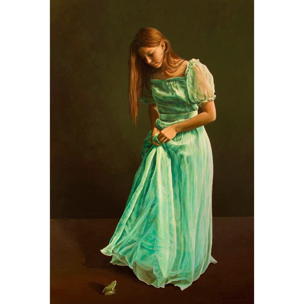 Turquoise green classic dresses