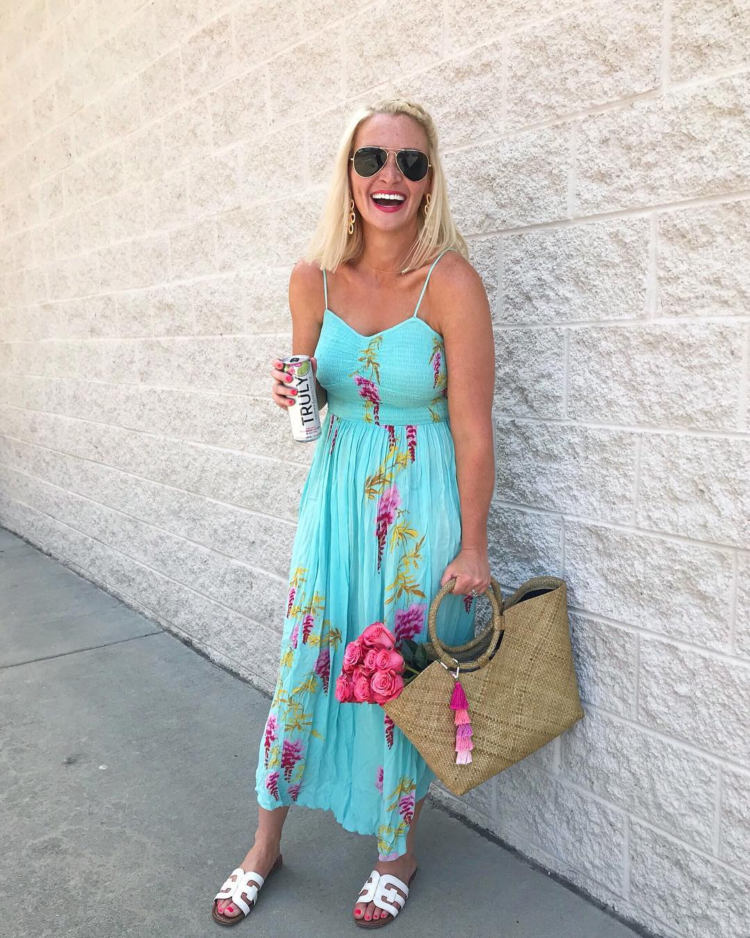 turquoise colored daily dresses
