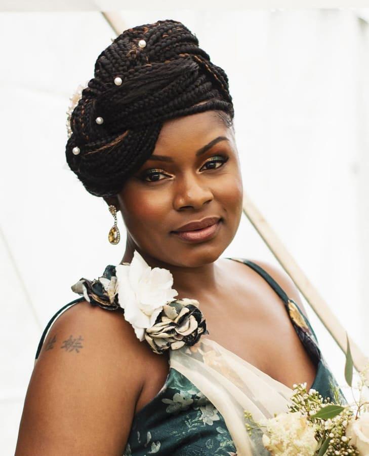 updos for black women hair 3