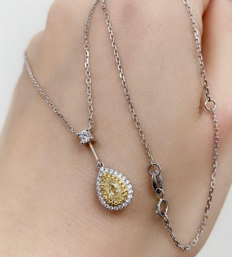 yellow diamond necklace (1)