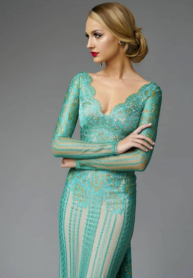 Turquoise dresses (3)
