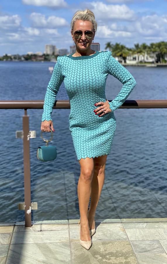 Turquoise dresses (6)