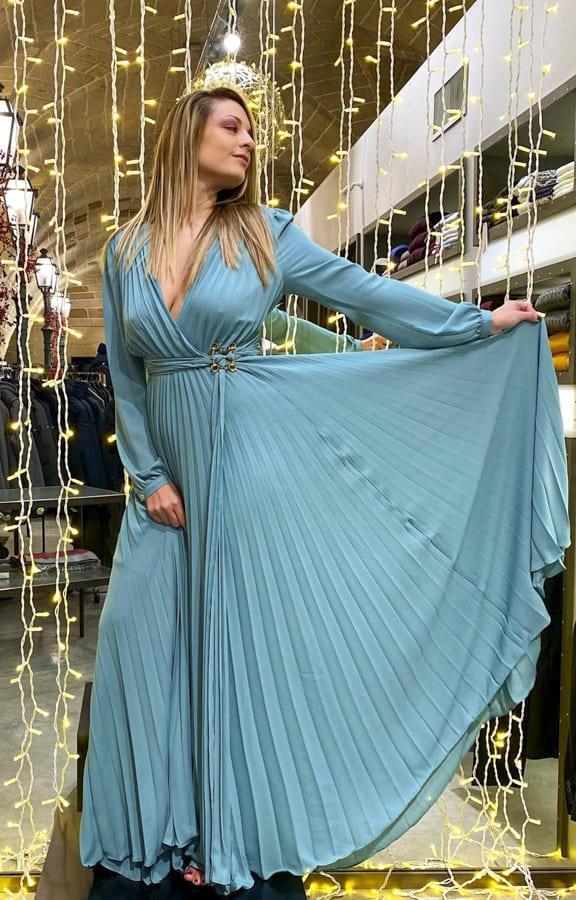 Turquoise dresses (7)