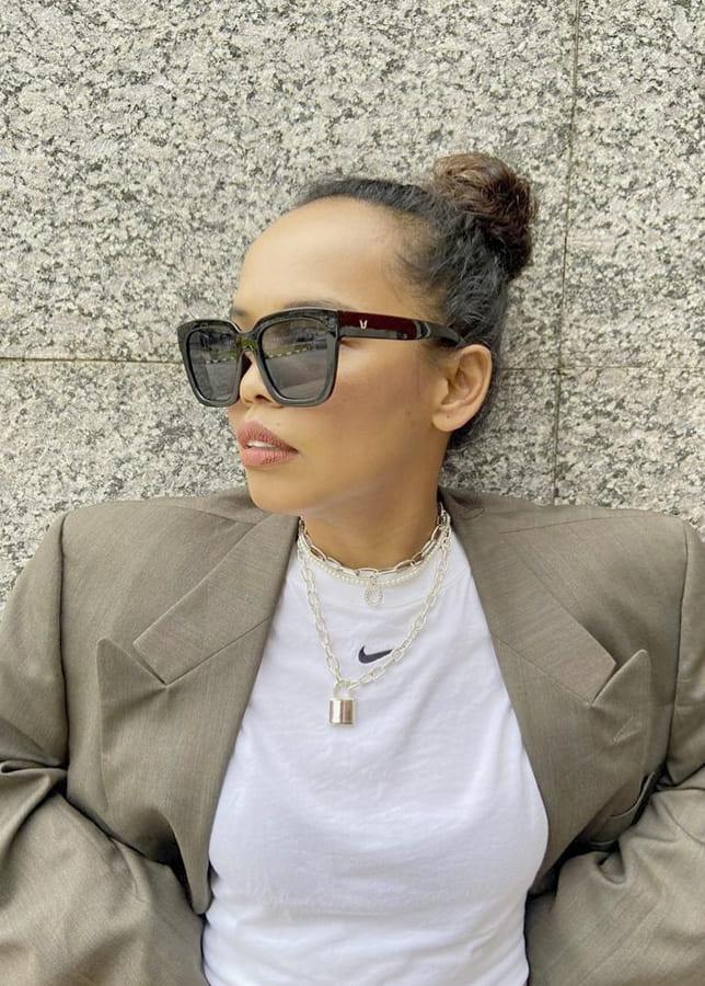 Amazing black sunglasses