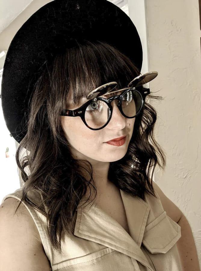 Trend flip up sunglasses