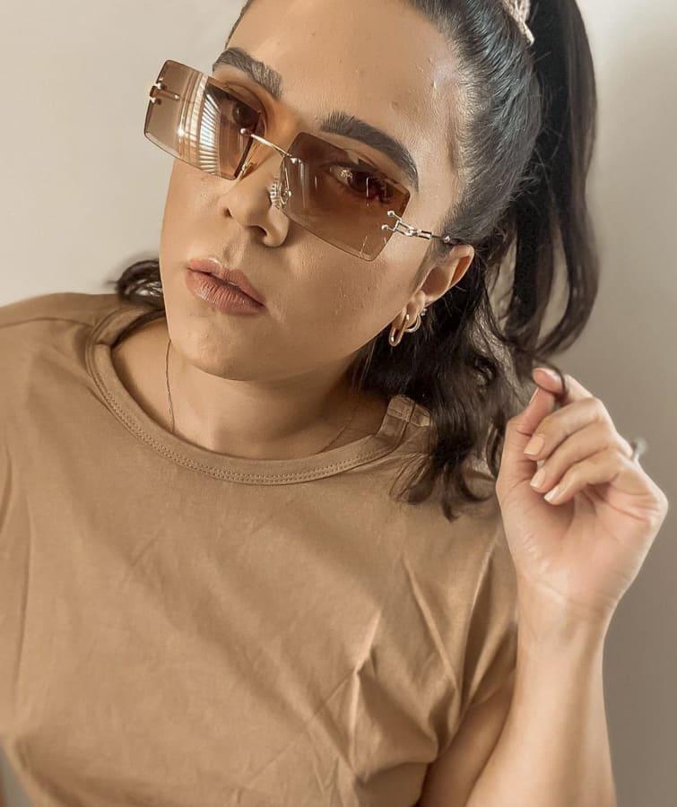 Awesome square sunglasses