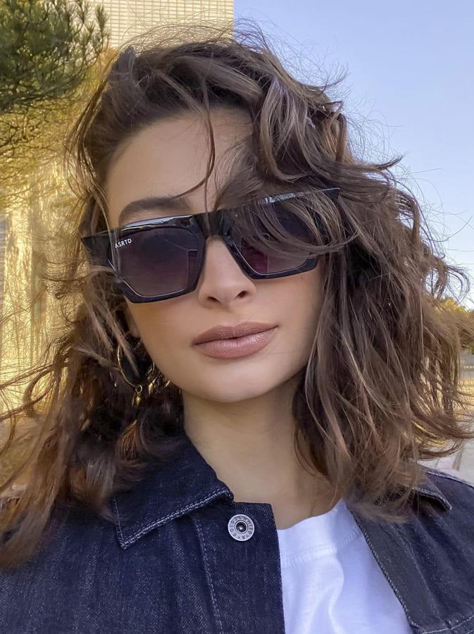 Awesome square sunglasses 2