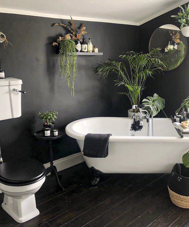 Black bathroom accessories and design ideas in 2021 ...