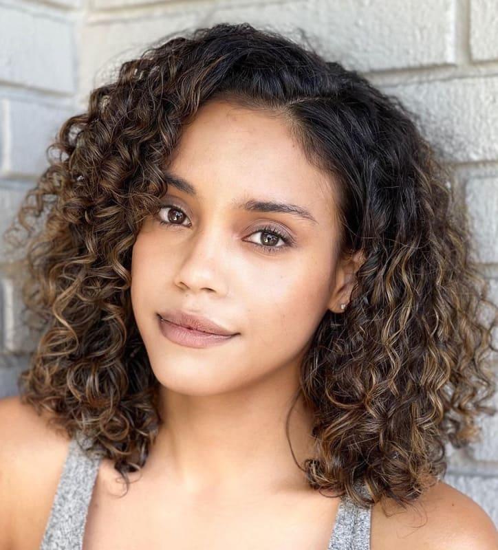 black women short curly hairstyles