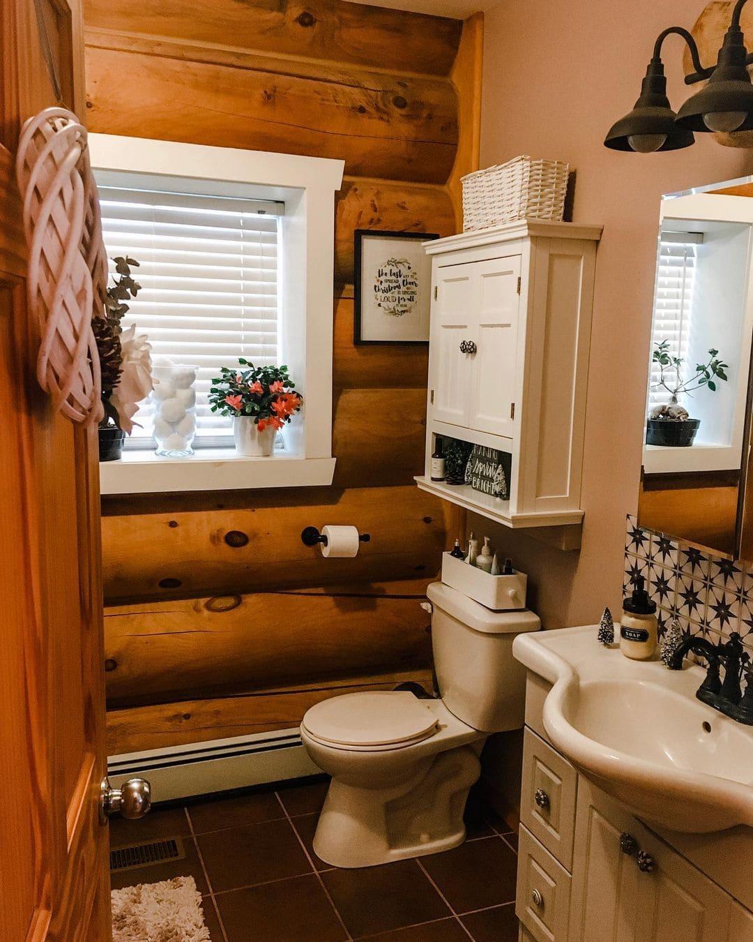 rustic bathroom furniture (2)