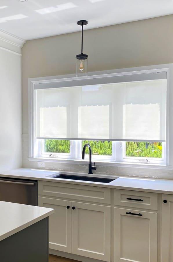 Kitchen Window Designs - Tall Kitchen Window