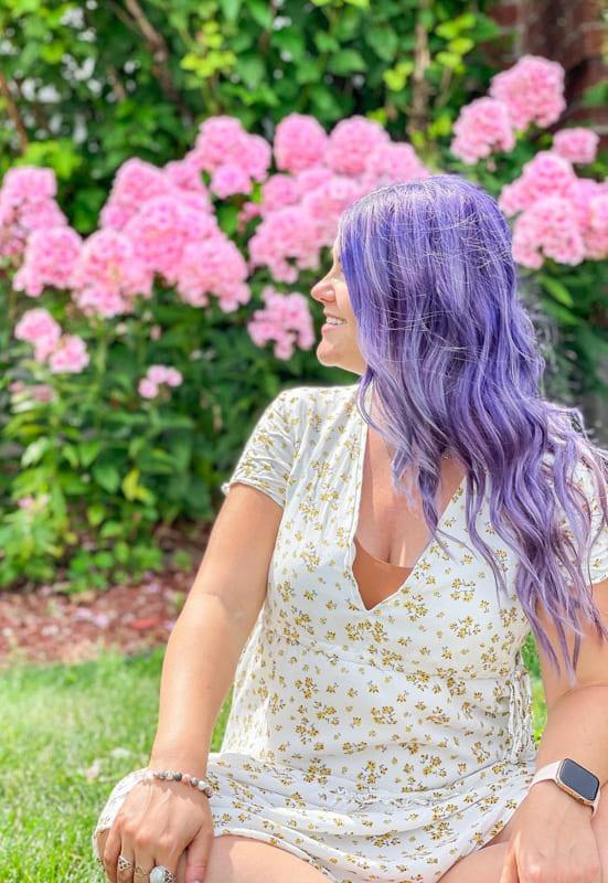 Cool Purple Hair Color Ideas for Women 2022 (4)