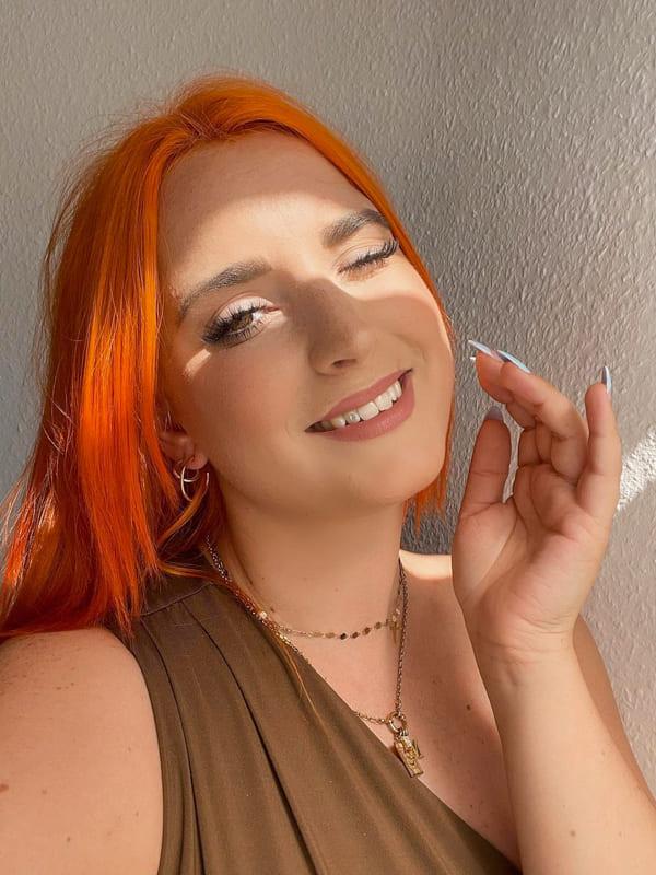 22 Gorgeous Orange Hair Color Ideas 2022 (1)