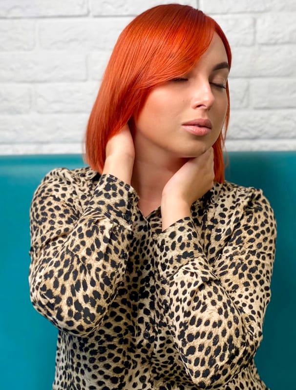 22 Gorgeous Orange Hair Color Ideas 2022 (3)