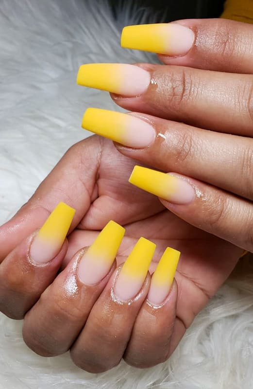 29 Beautiful Matte Nails Design Ideas and Colors 2022 (2)