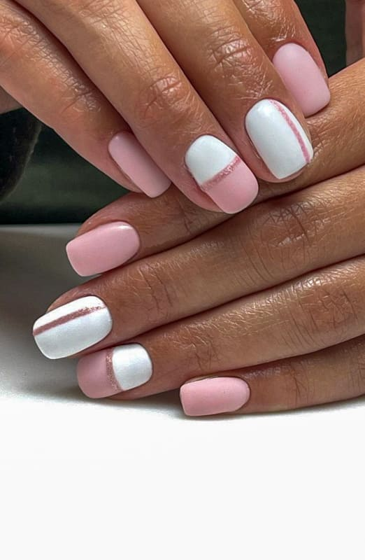 29 Beautiful Matte Nails Design Ideas and Colors 2022 (3)